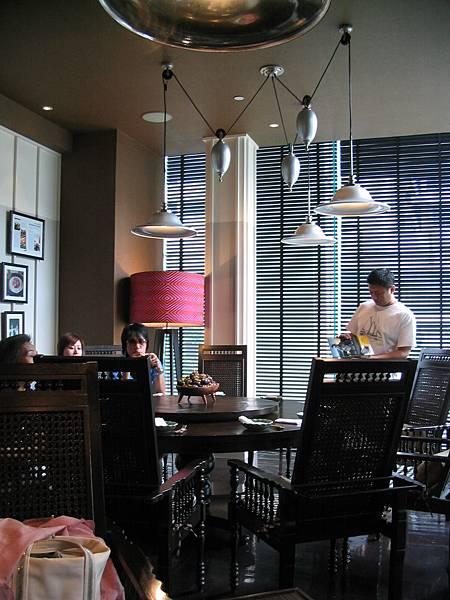 Erawan(Grand Hyatt) Tea Room