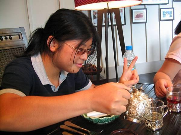 泰+英複合下午茶