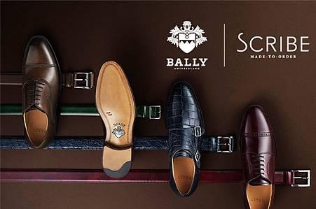 歐洲經典工藝「BALLY皮件專家」