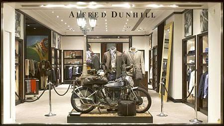 男人的奢華品牌Alfred Dunhill