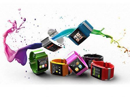 腕錶搶進Smart Touch市場