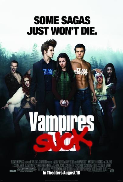 吸血鬼了沒  Vampires Suck