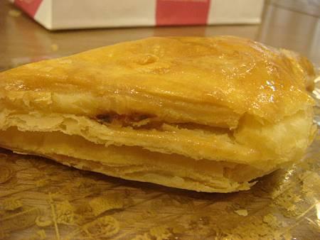 奇華火腿玉米酥&雞肉派