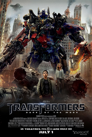 變形金剛3 Transformers: Dark of the moon