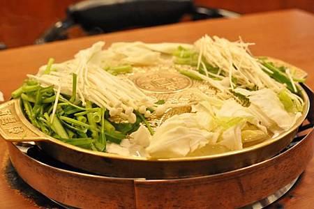 韓香亭銅盤烤肉吃到飽