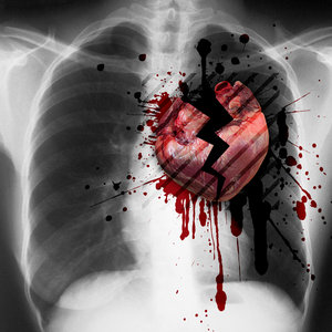 coeur merde