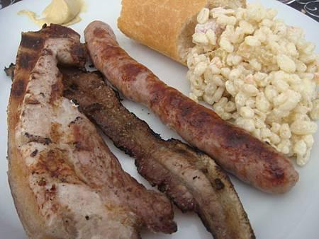 吃在法國自己煮:家庭式BBQ烤肉