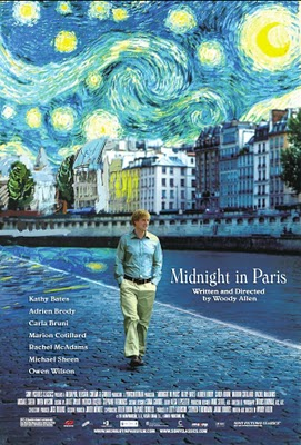 午夜巴黎 Midnight in Paris