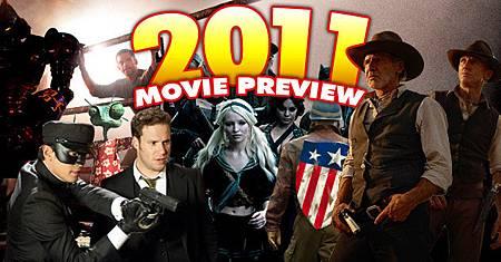 2011 movies