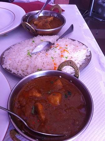 Bharati palais印度餐廳