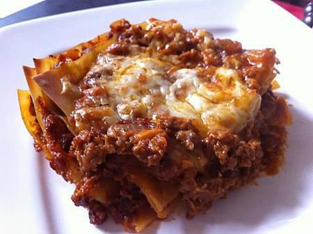 義大利蔬菜肉醬千層麵
