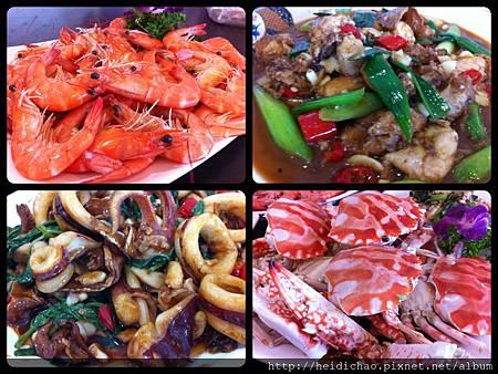 富基漁港 姊妹代客料理