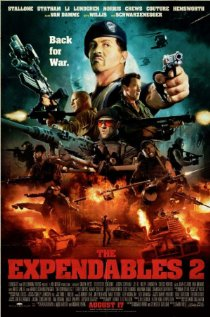 浴血任務2     The Expendables 2