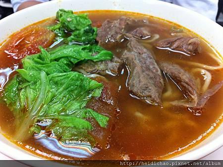 信陽麵館牛肉麵