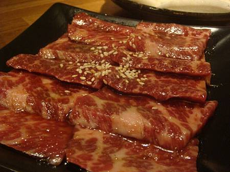 台中長月燒肉