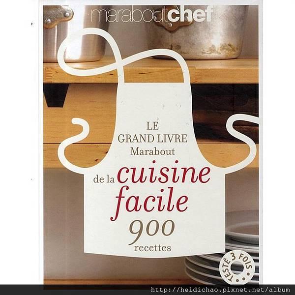 Le Grand Livre Marabout de la Cuisine Facile 900