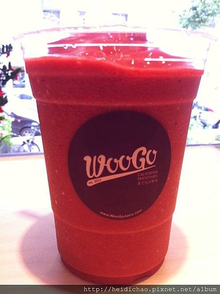 WooGo smoothie