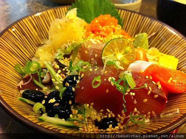 玄馥日本料理:超豪華海鮮丼