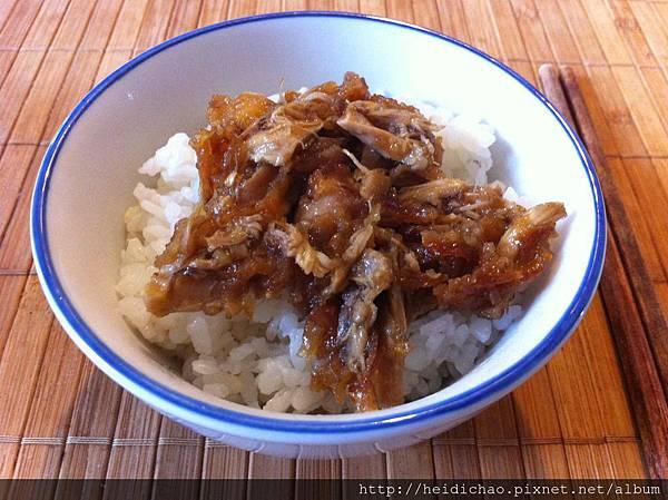 台灣味雞肉飯
