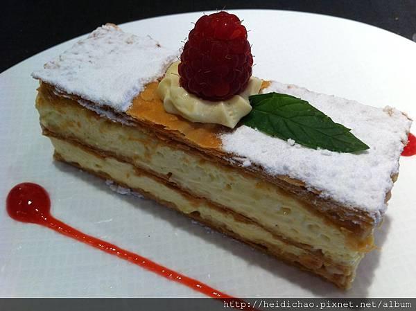 趙耶曲的超主觀法國甜點介紹