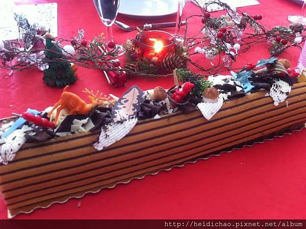 聖誕節蛋糕