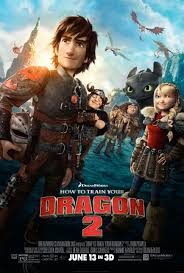 馴龍高手 2  HOW TO TRAIN YOUR DRAGON 2