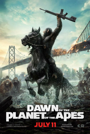 猩球崛起2: 黎明的進擊  Dawn of the Planet of the Apes