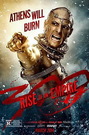 300壯士2:帝國崛起  300: Rise of an Empire
