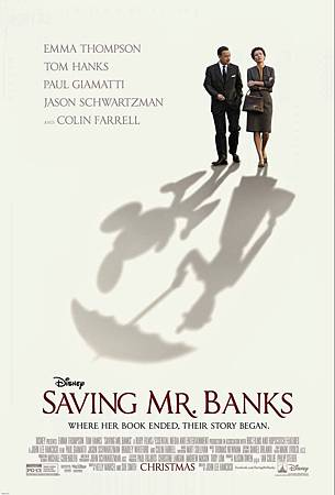 大夢想家  Saving Mr. Banks