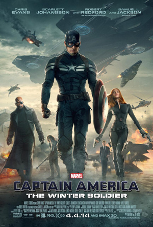 美國隊長2: 酷寒戰士  Captain America: The Winter Soldier