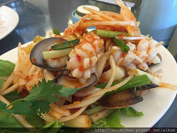 台北101泰鴻泰式料理