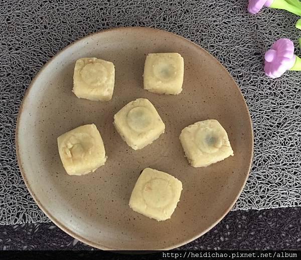 無油無糖綠豆糕
