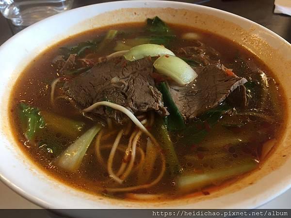 家廚房Restaurant Bao牛肉麵