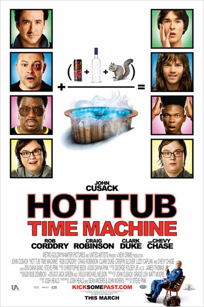 扭轉時光機  Hot Tub Time Machine