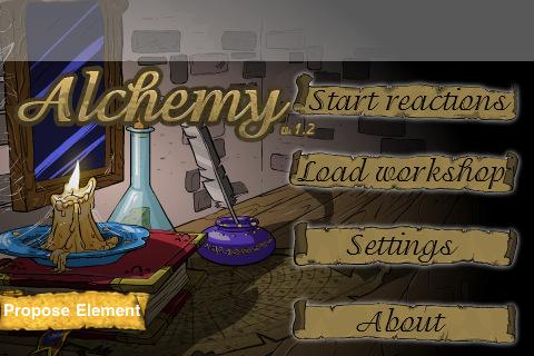 Alchemy 煉金術