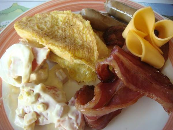 墾丁凱薩飯店發現西餐廳早餐4