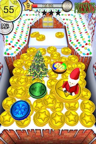 coin dozer-Christmas3