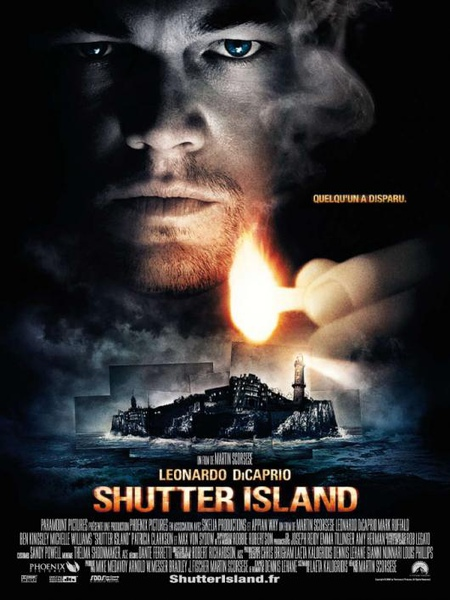隔離島 Shutter Island