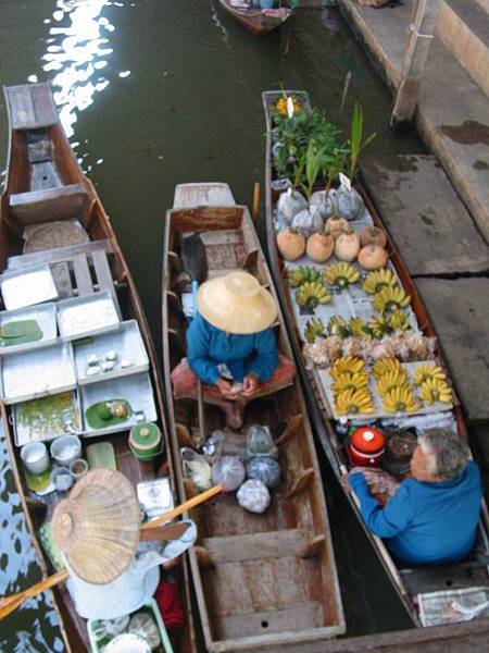 231丹嫩沙杜艾水上市場Damnoen Saduak Floating Market.JPG