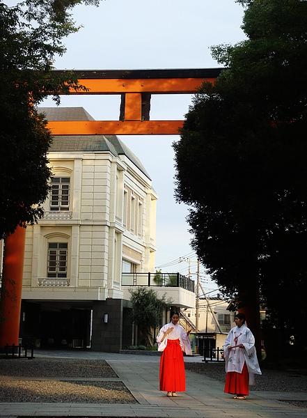 0918-493冰川神社有名的大鳥居.JPG