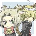 小芋頭&王子