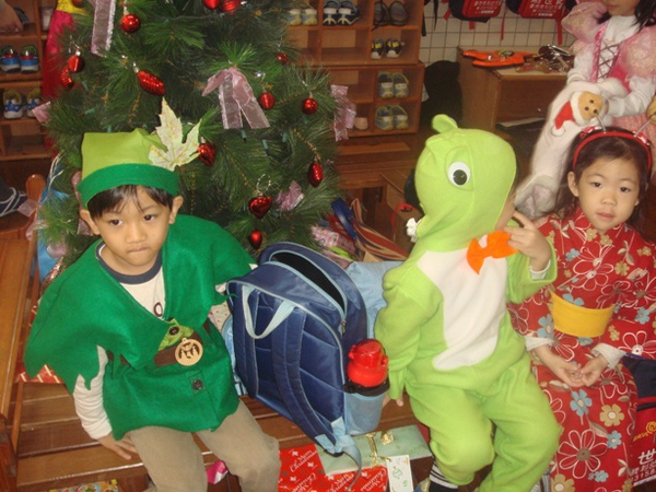 03小飛俠和小青蛙和日本女孩.JPG