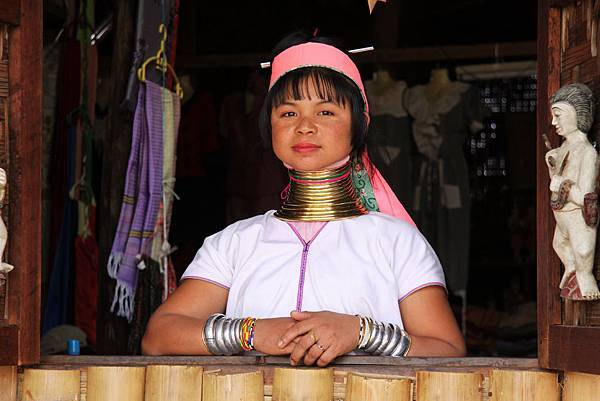 緬甸 長頸族