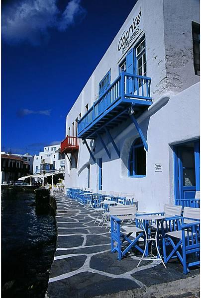 希臘 愛琴海 米克諾斯