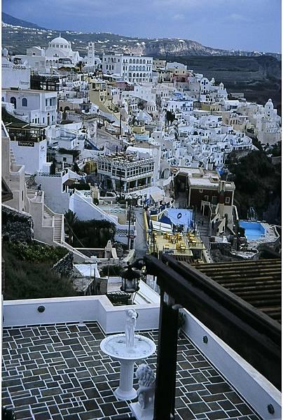 希臘 愛琴海 聖托里尼