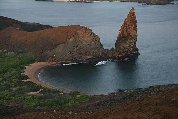 加拉巴哥群島 Pinnacle Rock
