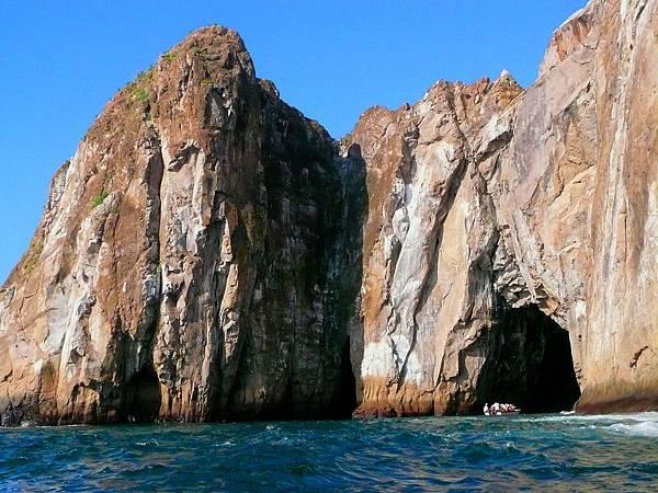 加拉巴哥群島 海上巨石