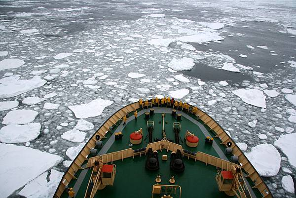 南極破冰之旅
