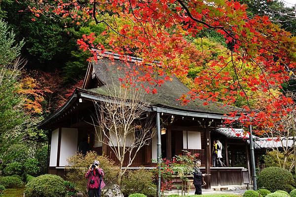 日本 京都 寂光院