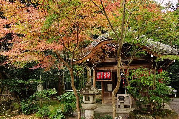 日本 京都 赤山禪院